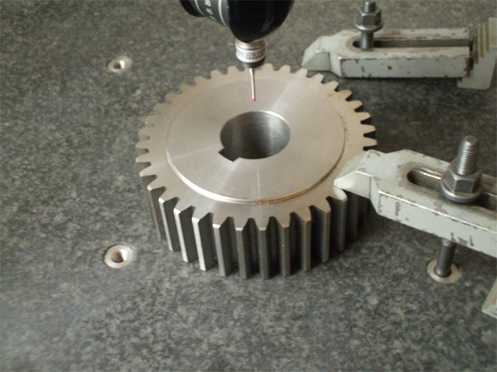gear-cutting